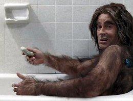 Hairy Rob Lowe